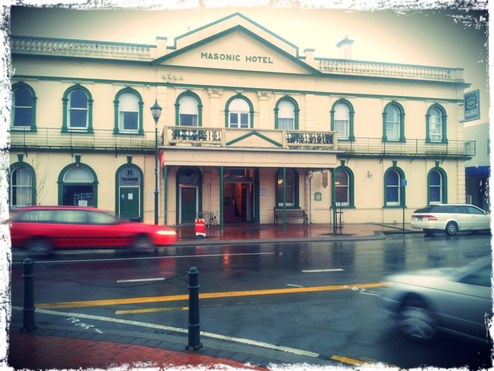 Masonic Hotel Cambridge NZ
