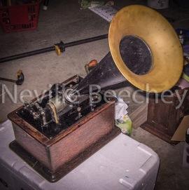 Edison Cylinder phonograph Circa 1903