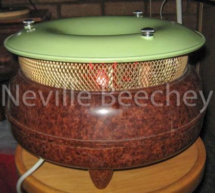 Kosyaire heater (green)
