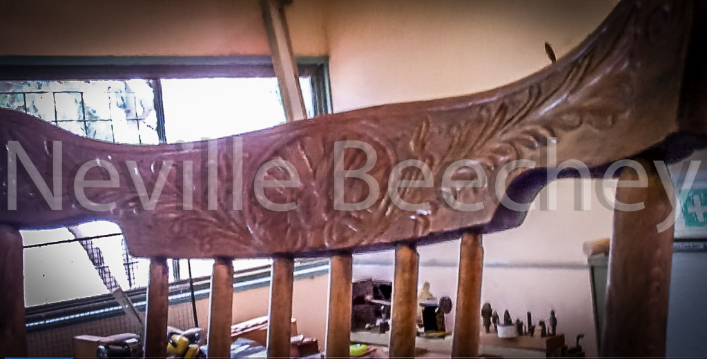 Colac Furniture restoration class November 2014