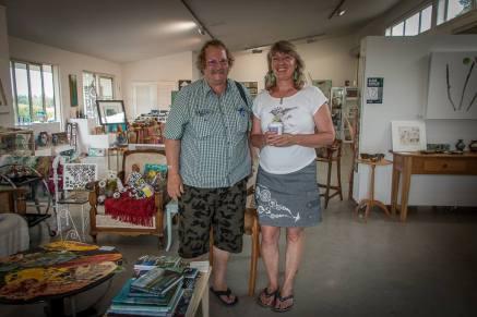 Neville and Jenny Tamahere NZ