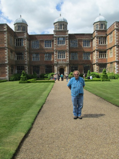 Doddington Hall. Doddington, Lincolnshire
