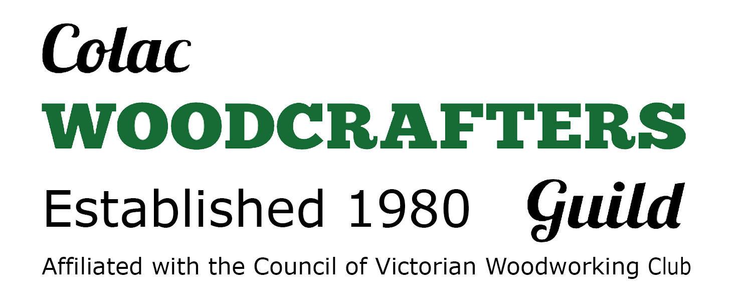 Colac Woodcrafters Guild