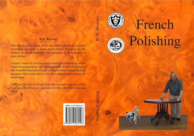French Polishing Bryan Neville Beechey 2nd Edition