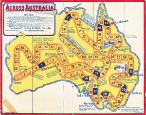 Across Australia