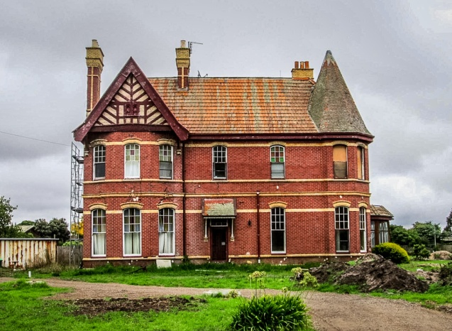 Colac's Balnagowan House