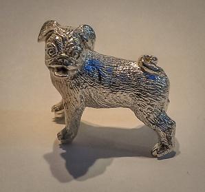 Neville Beechey Pug Small No 1