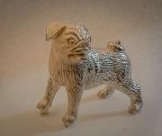 Neville Beechey Pug Small no 3 _
