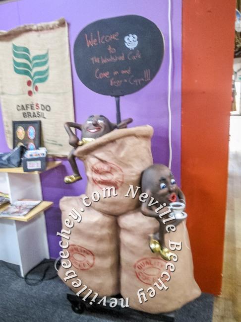 Wool Shed Cafe & Mill Markets in Ballarat