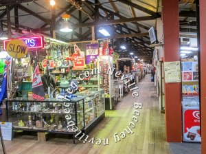 Wool Shed Cafe & Mill Markets in Ballarat