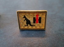 International Harvester cufflink