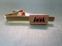 International Harvester tie clip / bar