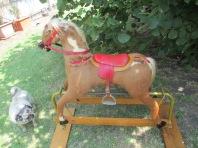 Australian made rocking horse